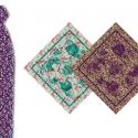 Hermès y Liberty London, de la mano en carrés, bufandas y corbatas