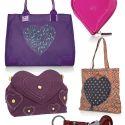 Bolsos y carteras inspirados en el Día de San Valentín