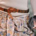 Moda en cinturones 2011