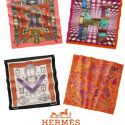 Pañuelos de Hermés