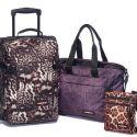 Mochilas, bolsos y maletas con diseño animal print