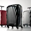 Maletas Cosmolite Samsonite, equipaje súper liviano y resistente