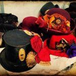 Sombreros y tocados artesanales