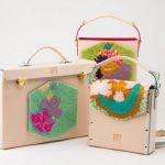 BET, bolsos rígidos y originales inspirados en el arte
