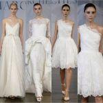 New York Bridal Week: las nuevas colecciones de vestidos de novias de los grandes diseñadores