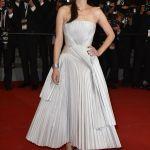 El vestido plisado de Marion Cotillard en el Festival de Cannes