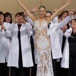Los vestidos de la Pasarela Gaudí Novias