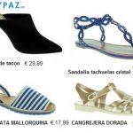 Marypaz: temporada de sandalias y zapatos de verano