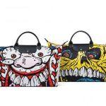 Bolsos de Longchamps diseñados por Jeremy Scott