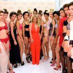 Brintey Spears presentó su primera colección de ropa interior
