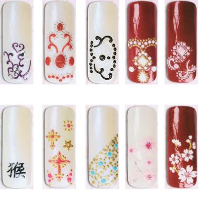 disenos de unas. decoración de uñas debes