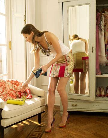 Сшить простое платье своими руками для начинающих