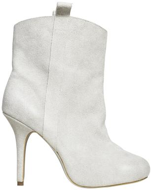 bota blanca H&M