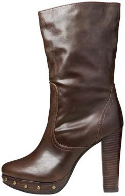 bota marrón H&M