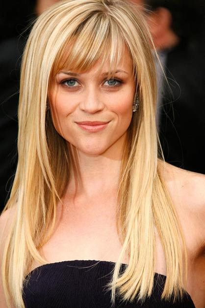 Reese Witherspoon con pelo largo