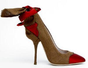 zapato gamuza
