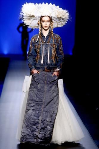 Jean Paul Gautier Moda 2010