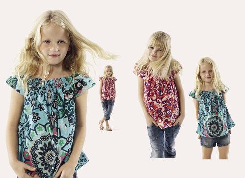 Moda para niños 2010
