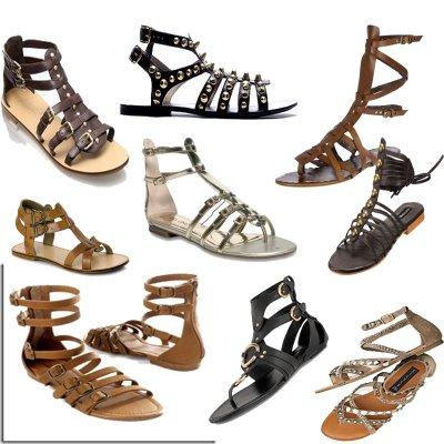sandalias-romanas-gladiador-modelos