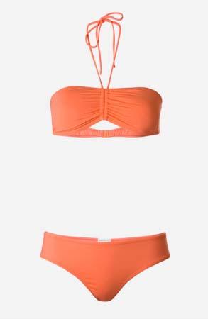 bikini mango naranja