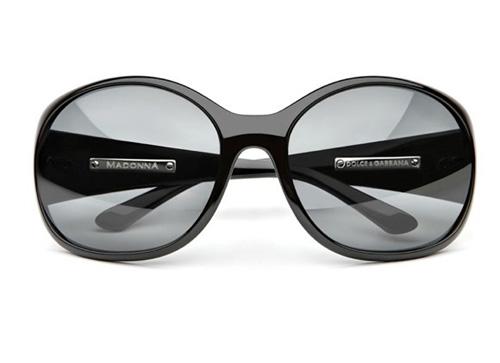 a1e809a703 Las gafas de sol de Dolce & Gabbana y Madonna