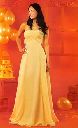 vestido amarillo 1
