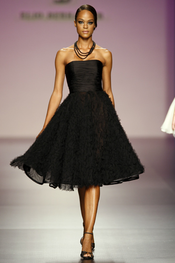 Moda de Elio Berhanyer 2010