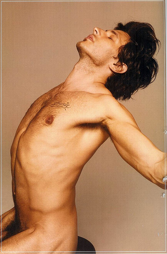 velencoso desnudo