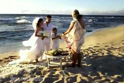 Casamiento de Megan Fox