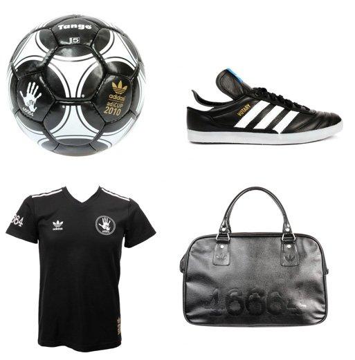 Kit del mundial de futbol de Adidas