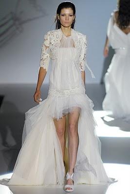 Vestidos de Invierno para casamiento