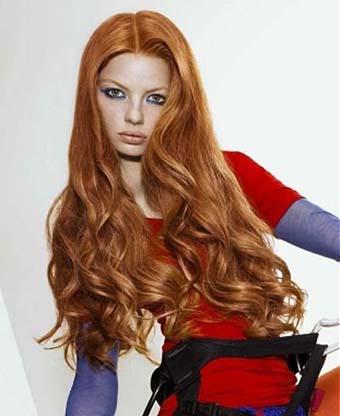 pelo-rojo