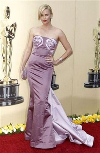 Oscars - Arrivals