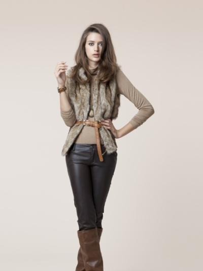 ropa de cuero 2011