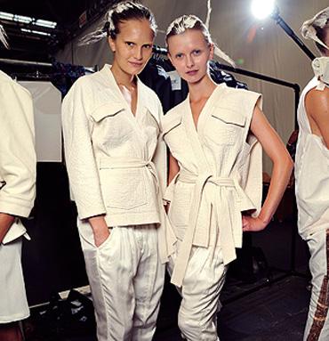 Colores de moda para Primavera Verano 2011