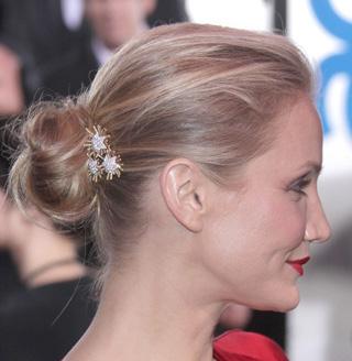 Recogidos de pelo :: Fotos de famosas