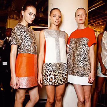 Colores de moda verano 2011