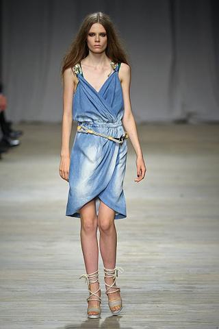 Vestidos de jean
