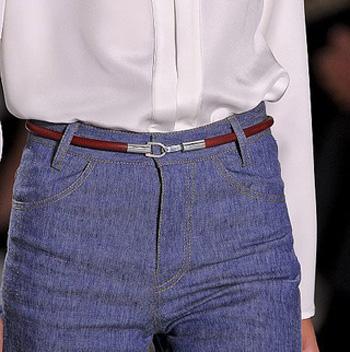 Pantalones de talle alto