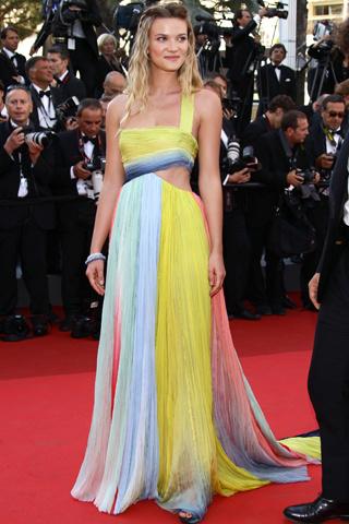 Fiummetta Cicogna en Cannes
