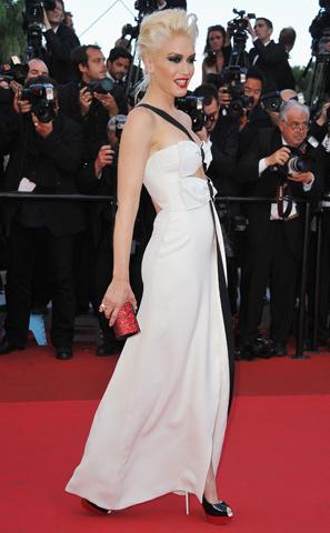 Gwen Stefani en Cannes