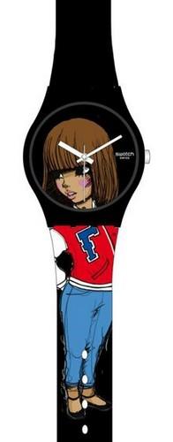 reloj fafi swatch