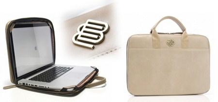 Si tienes un iPad o un MacBook Air de 11 pulgadas puedes pensar en el bolso Tahlia que es algo más económico -174,95 libras- pero no por eso menos bonito. Cuetna con un compartimiento acolchado para mayor protección, bolsillo exterior y correa de hombro.