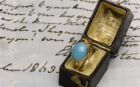 anillos Jane Austen
