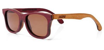 gafas de madera Palens