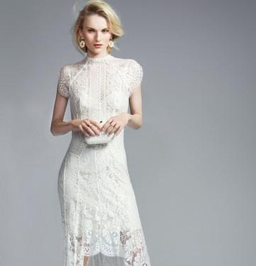 Modelos de vestidos para mujeres altas y delgadas