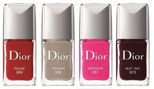 laca de uñas Dior primavera verano-2 2014