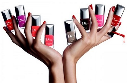 laca de uñas Dior primavera verano 2014